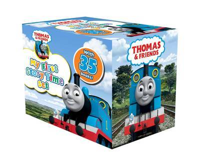 Thomas & Friends - My First Story Time Set with 35 books!