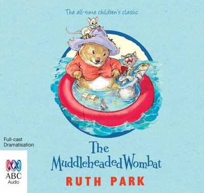The Muddleheaded Wombat (Audio CD)