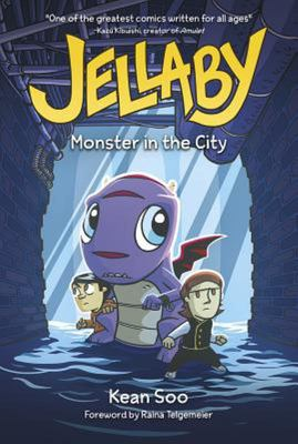 Jellaby Monster in the City