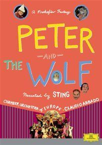 Prokofiev Peter And The Wolf - Narrated by Sting Dvd