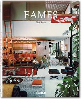 Charles & Ray Eames 1907-78, 1912-88, Pioneers of Mid-Century Modernism
