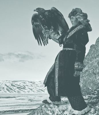 Hunting with Eagles: The Kazakh Eagle-Hunters of Mongolia