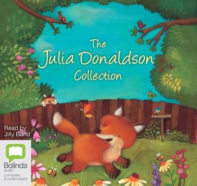The Julia Donaldson Collection (Audio CD)