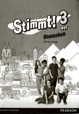 Stimmt! 3 Rot Workbook (Pack of 8)