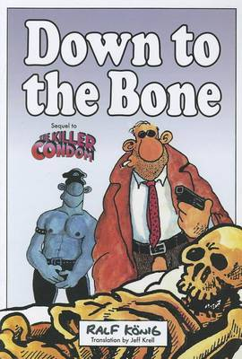 Down to the Bone - Konig, Ralph