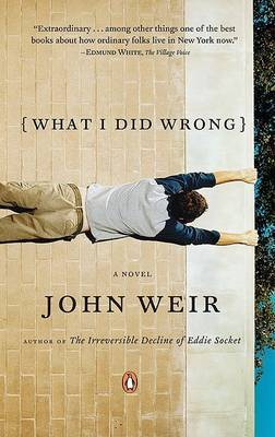 What I Did Wrong - Weir, John