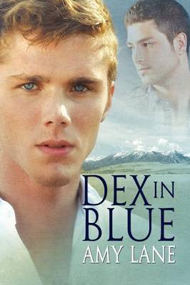Dex in Blue - Lane, Andy
