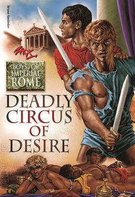 Deadly Circus of Desire - Zack
