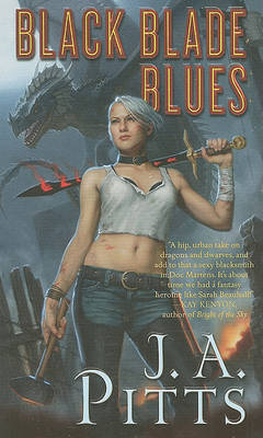 Black Blade Blues (Sarah Jane Beauhall Series #1)