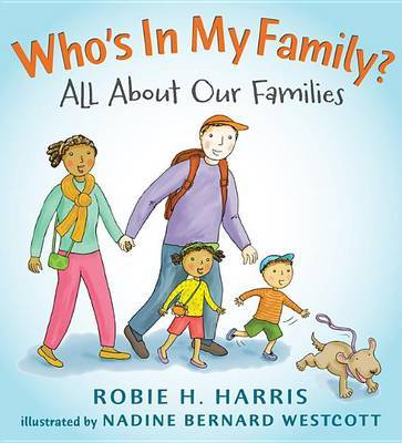 Who's In My Family - Harris, Robie