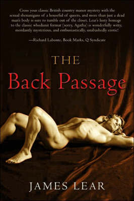 Back Passage (Mitch Mitchell #1)
