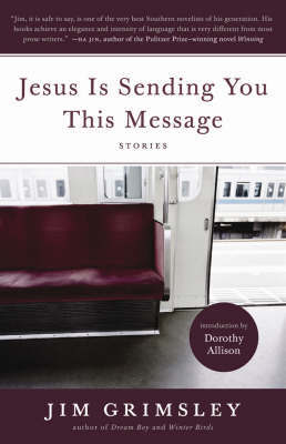 Jesus Is Sending You this Message: Stori