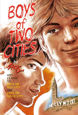 Boys of Two Cities (Boys of the City #3)