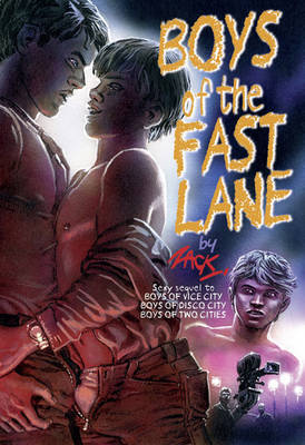 Boys of the Fast Lane (Boys of #4)