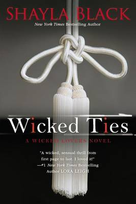 Wicked Ties - Black Shayla