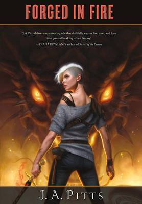 Forged in Fire (Sarah Jane Beauhall #3)