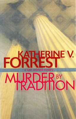 Murder by Tradition (Kate Delafield #4)