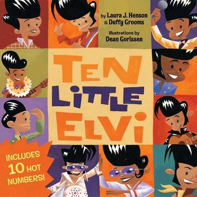 Ten Little Elvi