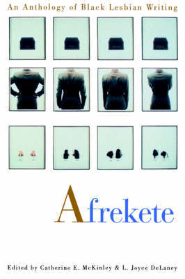 Afrekete: An Anthology fo Black Lesbian