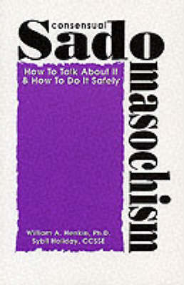 Consensual Sadomasochism: How to Talk ab