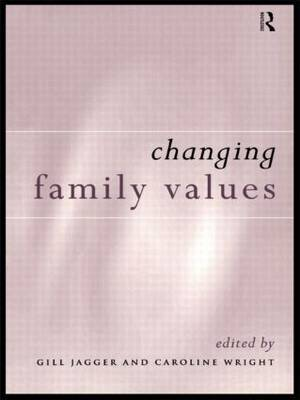 Changing Family Values: Difference, Dive