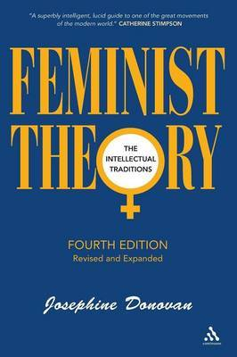 Feminist Theory 4th Ed.: Intellectual Tr