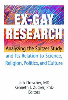 Ex-Gay Research: Analyzing the Spitzer S