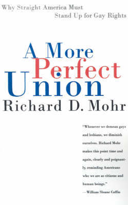 More Perfect Union: Why Straight America