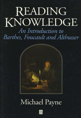 Reading Knowledge: Introduction to Barth