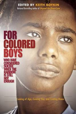 For Colored Boys - Ed. Boykin, Keith
