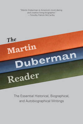 Martin Duberman Reader - Duberman