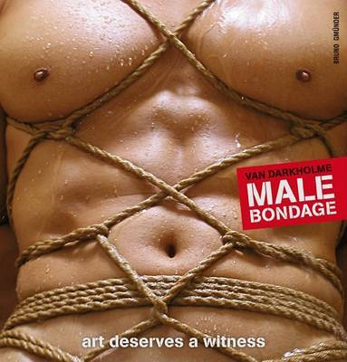 Male Bondage: Art Deserves a Witness HB