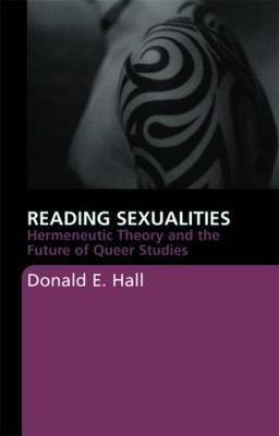 Reading Sexualities: Hermeneutic Theory
