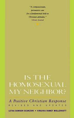 Is The Homosexual My Neighbour? A Posit