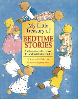 My Little Treasury of Bedtime Stories