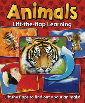 Lift-the-flap Learning: Animals