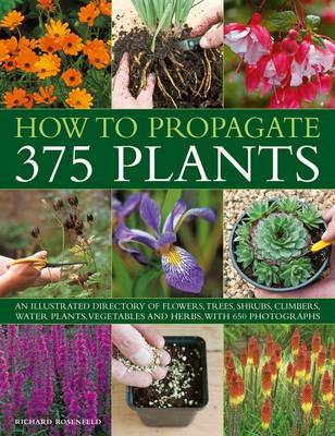 How To Propagate 375 Plants: an Illustrated Directory of Flowers, Trees, Shrubs, Climbers, Water Plants, Vegetables and Herbs, with 650 Photographs