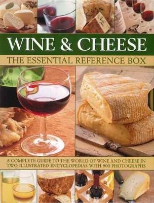 Wine and Cheese: The Essential Reference Box