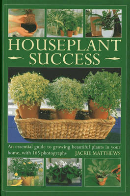 Houseplant Success: an Essential Guide to Growing Beautiful Plants in Your Home Throughout the Year