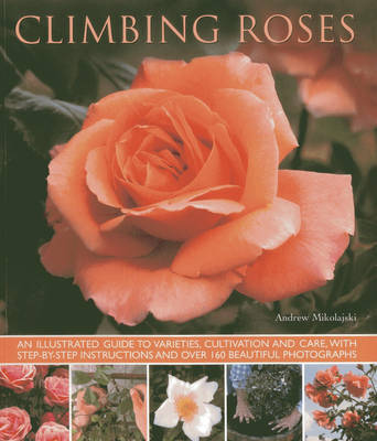 Climbing Roses: an Illustrated Guide to Varieties, Cultivation and Care, with Step-by-step Instructions and Over 160 Beautiful Photographs