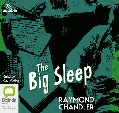 The Big Sleep audio cd