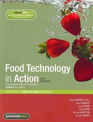 Food Technology in Action 4E Preliminary and HSC Course & EBookPLUS