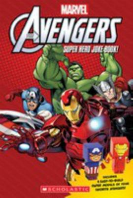 Marvel Avengers Super Hero Joke Book