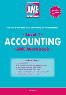 AME Level 1 Accounting Workbook