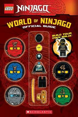 World of Ninjago Official Guide
