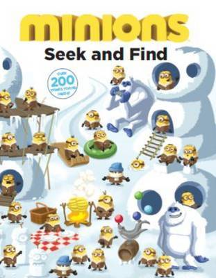 Minions (Seek and Find)
