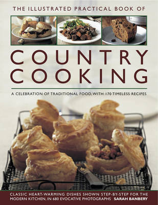 The Illustrated Practical Book of Country Cooking
