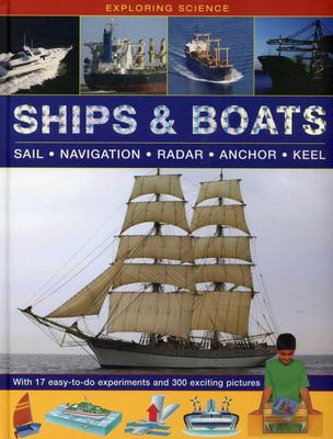 Ships & Boats: Sail * Navigation * Radar * Anchor * Keel