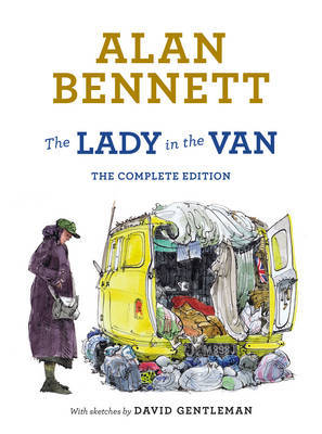 The Lady in the Van (illustrated)