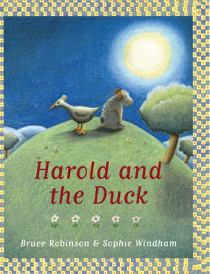 HAROLD AND THE DUCK HC